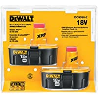 Dewalt DC9096-2 18V XRP Battery Combo Pack