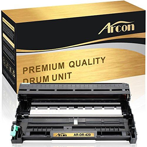 Arcon 1 Pack Compatible for DR420 DR 420 DR-420 Drum Brother HL-2270 HL-2270DW HL-2280DW HL-2240 2240 HL-2230 HL-2280DW Toner DCP-7065 7065DN MFC-7360 7360N MFC-7860DW 7460DN Laser Printer Drum Unit Brother Laser Toner Drum