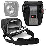 Best Travel Case For Fujifilm Instaxes - Shock-Absorbing, Water-Resistant Cross-Body / Shoulder Bag Compatible Review