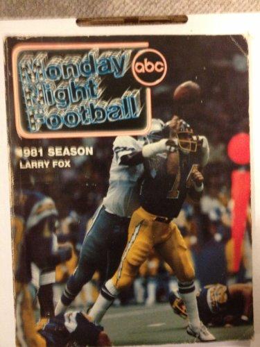 Monday Night Football  1981 Season