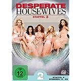 Desperate Housewives : Saison 3, Partie 2 - Coffret 3 DVD