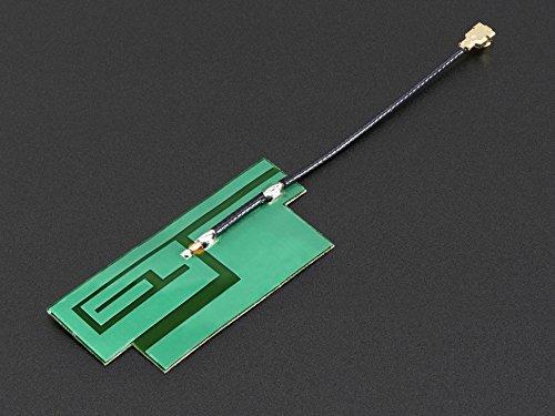 Adafruit Slim Sticker-type GSM/Cellular Quad-Band Antenna - 3dBi uFL - Types Hut