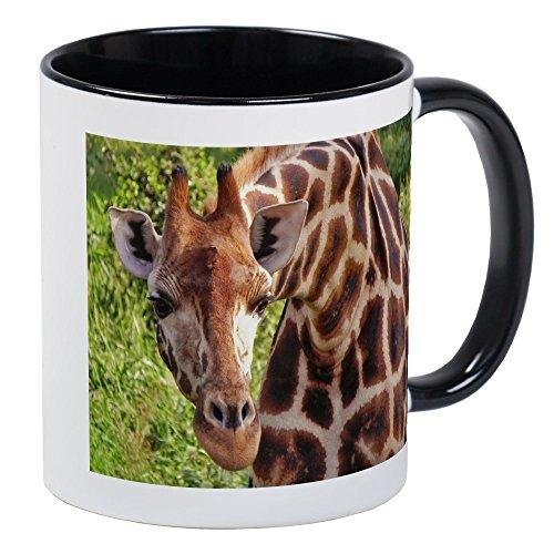 Rothschild Collection - CafePress - Rothschild Giraffe Looking Kenya Collection Mug - Unique Coffee Mug, Coffee Cup