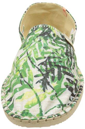 Origine Ocean Uomo Havaianas Verde Donna Green Espadrillas 0757 Cwqw6tI7