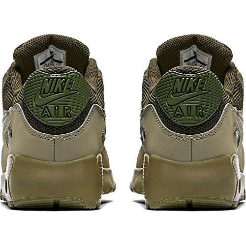 Zapatillas Nike – Air Max 90 Mesh (GS) verde/verde/verde talla: 39