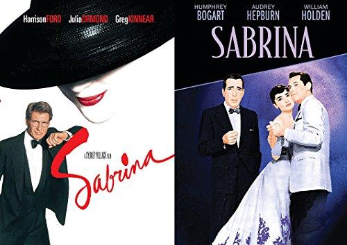 New and Old Hollywood - Sabrina (1954) & Sabrina (1995) 2-DVD Bundle