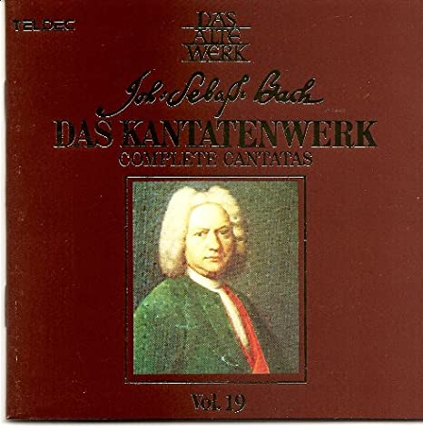 Complete Cantatas 19