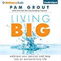 Living Big: Embrace Your Passion and Leap into an Extraordinary Life Audiobook by Pam Grout Narrated by Pam Grout