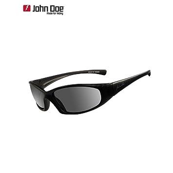 John Doe Highland Sonnenbrille Schwarz JFhkNU