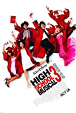 "High School Musical 3: Senior Year (2008) - Movie Poster - Reproduction - 27"" x 40"" - Style A"