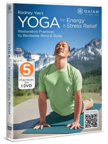 Rodney Yees Energy Stress Relief product image