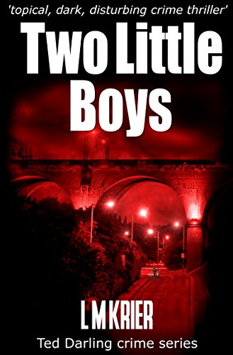 Book: Two Little Boys - a topical, dark and disturbing crime thriller - Ted Darling crime series by L M Krier