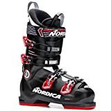 Nordica Speedmachine 100 Ski Boots - 29.0/Black-Red-Anthracite