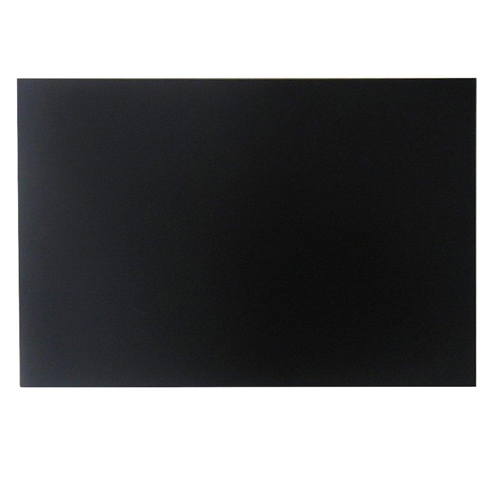 馬印 壁掛木製黒板ブラック 450×300 W1KN B001GR2CX4 450×300|ブラック ブラック 450×300