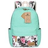 Backpack for School Girls College Bookbag Women Travel Rucksack 14in Laptop Bag