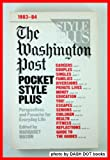 The Washington Post Pocket Style Plus, , 0914440691