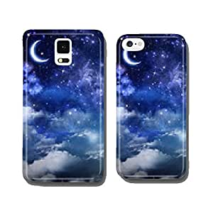 beautiful background, nightly sky cell phone cover case iPhone6 Plus