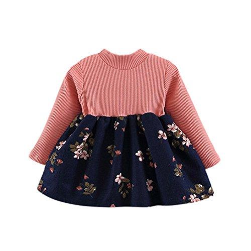 Baby Cotton Floral Cartoon Skirt - 2