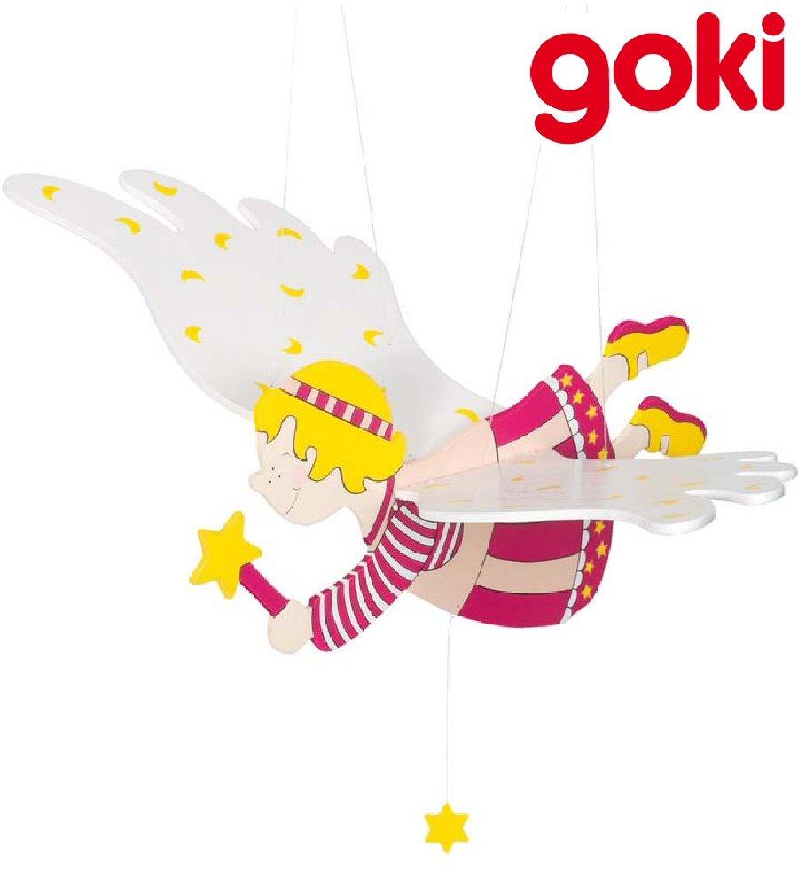 Large Angel/Fairy Figure Nursery Mobile [Toy] Goki
