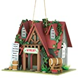 Cottage Winery Birdhouse Review