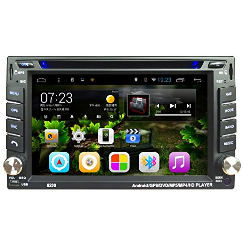 Car Stereo Receiver, Paymenow Android 4.4 6.2