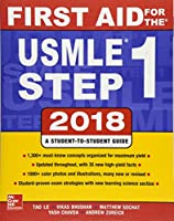 First Aid for the USMLE Step 1 2018, 28th Edition Front Cover