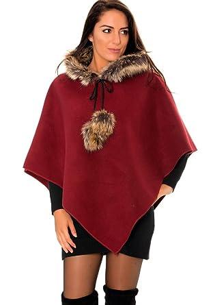 dmarkevous - Chaqueta de traje - Básico - para mujer granate ...