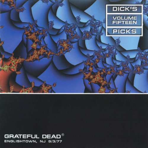 Dick's Picks Vol. 15: 9/3/77 (Raceway Park, Englishtown, NJ)