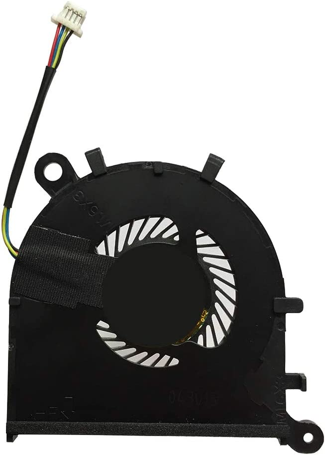 New Laptop CPU Cooling Fan for Dell XPS 13 9343 9350 9360 Series, P54G 0XHT5V