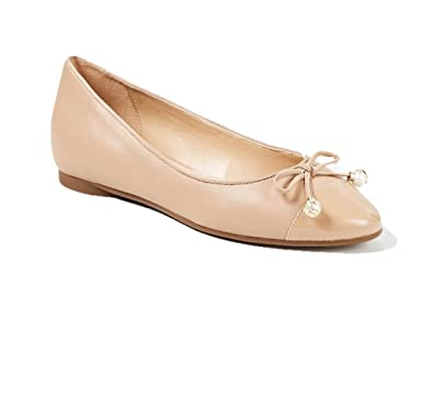 c9025c332 Image Unavailable. Image not available for. Color: Michael Kors Michael Gia Ballet  Flats ...