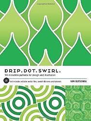Drip Dot Swirl