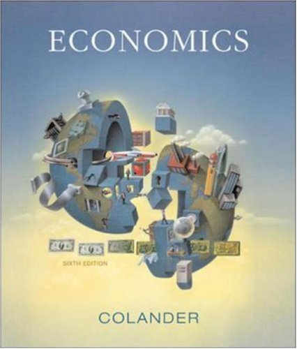 Economics (6th Edition)
