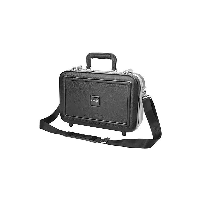WXD Rectangular Clarinet Hard Case (ABS-