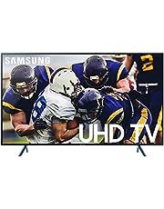 Samsung UN65RU7100FXZA Flat 65-Inch 4K UHD 7 Series Ultra HD Smart TV with HDR and Alexa Compatibility (2019 Model)