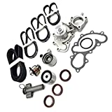 Carrep NEW TIMING BELT KIT&WATER PUMP W/ TENSIONERS COMPLETE SET TOYOTA PICKUP 3.4L V6