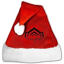 Warframe Velvet Santa Hat For Adult Or Children With Comfort Liner