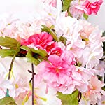 Hukidoy-Artificial-Cherry-Blossom-Garland-Hanging-Vine-Fake-Flowers-Silk-Garland-Home-Wedding-Party-Decor-Pack-of-2-Pink