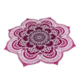 Cheap OVERMAL 2016 Round Beach Pool Home Shower Towel Blanket Table Cloth Yoga Mat (#1)