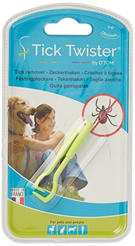 Tick Twister Tick Remover Set with Small and Large (Pack of 2 Sets)