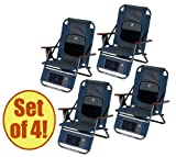 Set of 4 - GCI WILDERNESS Backpack Recliner