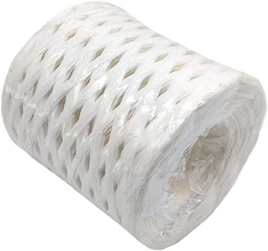218 Yards Raffia Paper Craft Ribbon Packing Paper Twine for Gift Wrap and Decoration