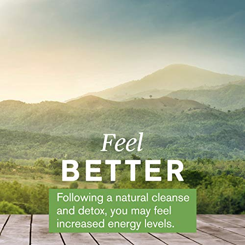 Nature's Sunshine CleanStart, Wild Berry | 14 Day Full Body Detox Supports Increased Energy, Weight Loss, and Detox by Nature's Sunshine (Image #5)