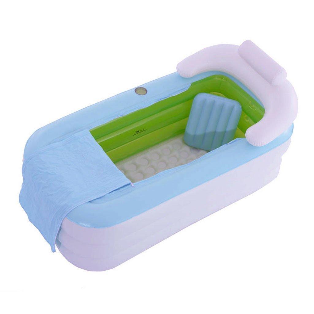 SESO UK- Tubble Inflatable Bathtub Adult Size Portable Home Spa ...