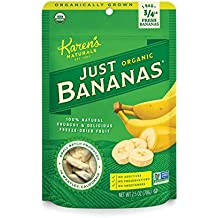 Karen's Naturals Just Tomatoes, Organic Just Banana 2.5 Ounce Pouch (Packaging May Vary)
