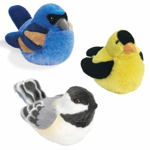 (Wild Republic Audubon North American Birds (Set of 3))