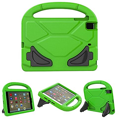 iPad Mini Case, iPad Mini 2 / Mini 3 / Mini 4 case, Ubearkk [Shockproof] Case Light Weight Kids Friendly Case Super Protection Cover Handle Stand Case for Apple iPad Mini 1 / 2 / 3 / 4 (Elsa Ipad Air Case)