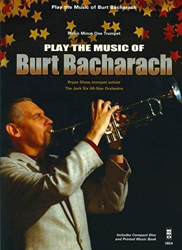 Play the Music of Burt Bacharach: Trumpet