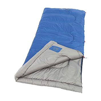 Amazon.com: Coleman Boyce, 50 grados rectangular saco de ...