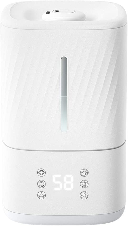 Ultrasonic Humidifier 4.5L,used for Hot And Cold Mist in