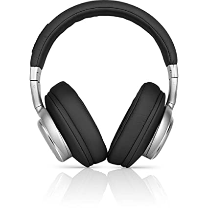 788856613a8 Image Unavailable. Image not available for. Colour: Bohm B76BLK Wireless  Bluetooth Noise Cancelling Over-Ear Headphones - Black B76BLK